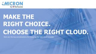 Cloud Computing Services,  Cloud Solutions, cloud service providers - iMicron Cloud