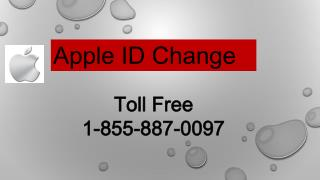 Know How To Change Apple ID