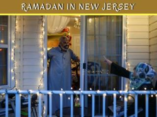 Ramadan in New Jersey