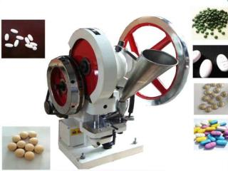 Benefits of Pill Press Machine for Industry Master Minds