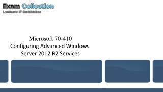 New Microsoft 70-412 Exam VCE Updated Questions PDF   Test Engine