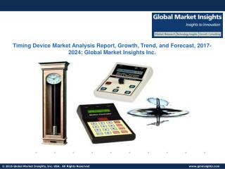 Timing Device Industry, Business Development Analysis and Future Challenges by 2024
