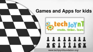Games And Apps For Kids