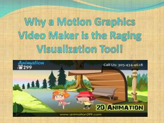 Motion Graphics Video Maker