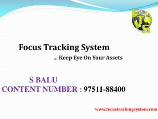 Personal GPS Tracker | Online Vehicle Tracking System