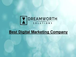 Best Digital Marketing Company