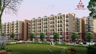 GTM Forest Lavana 1 and 2 BHK Flat in Dehradun