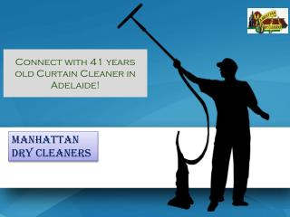 Connect with 41 years old Curtain Cleaner in Adelaide!