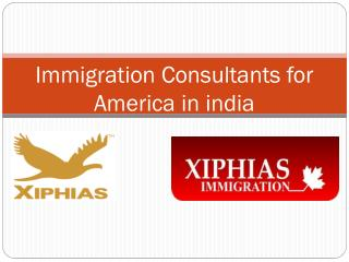 Immigration Consultants for America in india