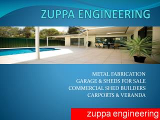 Garage and Sheds for Sale South Australia | Metal Fabrication South Australia