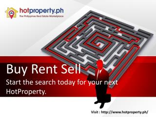 Buy Rent Sell