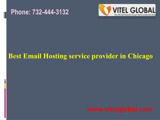 Best Email Hosting service provider in Chicago