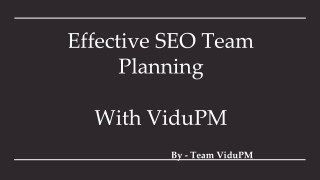 Effective Team Planning Tool for Digital Agencies