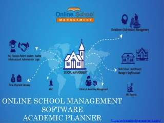 Choose the right planner for you :- online school management System