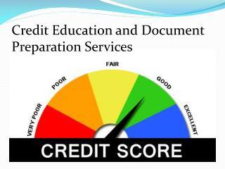 Find the best Lexington credit repair services