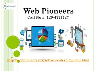 Software Development Company in Delhi | 120-4337727