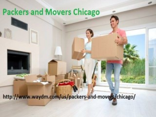 Packers and Movers  Chicago