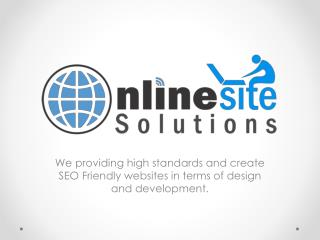 Website Design & Website Development, SEO Marketing Company in Mumbai India