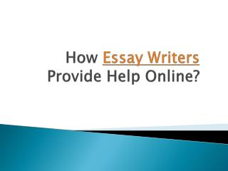ppt essay types overview focus on comparative powerpoint  essay writer online