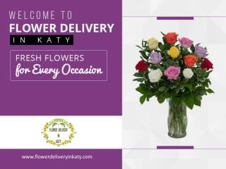 Favored Flower Delivery Service in Katy