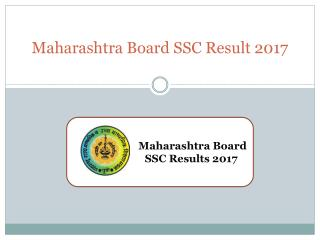 How To Check Maharashtra Board SSC Results 2017