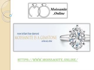 Moissanite Jewellery selling