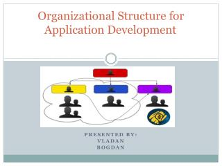 Organizational Structure for Application Development