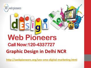 Best Graphic Design Service in Delhi | 120-4337727