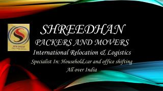 Shreedhan Packers and Movers