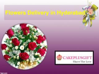 Flowers Delivery in Hyderabad | Midnight Flowers Delivery Hyderabad