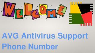 AVG Antivirus Support Number - 1-844-647-9755