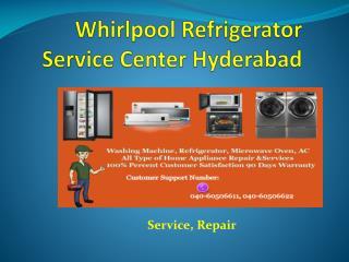 Whirlpool Refrigerator Service Center Hyderabad