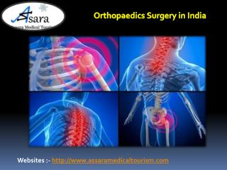 Assara Medical Tourism in India - Book Your Appointment