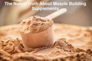 The Best Supplements For Muscle Growth