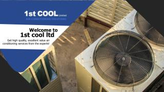 Air Conditioning Essex - 1st cool ltd