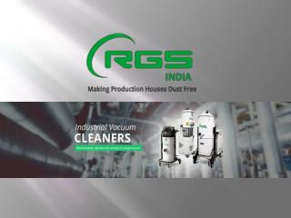 Powder Transfer System by RGS Vacuum Solutions in India