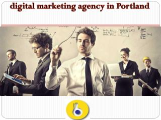 digital marketing agency in Portland
