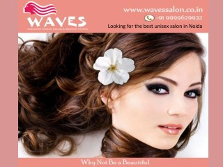 Unisex Salon in Noida