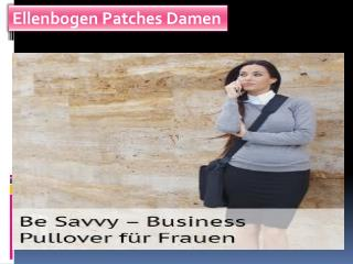 Ellenbogen Patches Damen