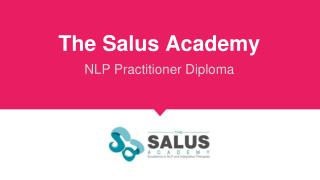 NLP Practitioner Diploma - The Salus Academy