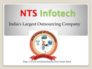 Get the postcard Writing Job in Nts Infotech