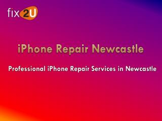 I phone repair newcastle