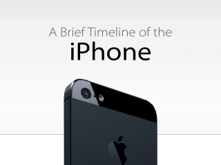 Timeline of the iPhone