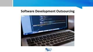 Software Development Outsourcing