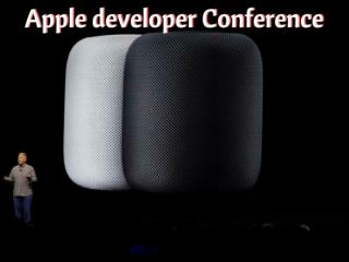 Apple developer conference