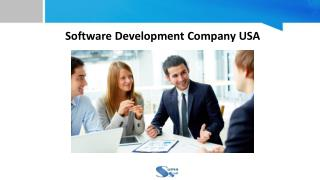 The Best Software Development Company in USA