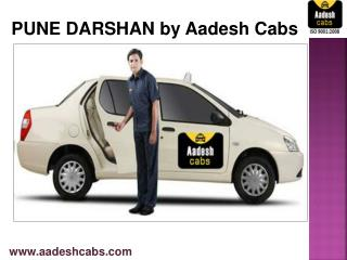 Pune Darshan Cab Services | Pune Sightseeing Taxi
