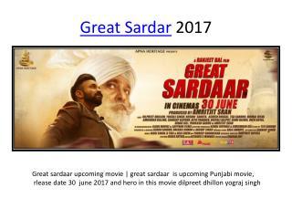 Great Sardar 2017