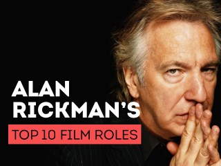 Alan Rickman's Top 10 Film Roles