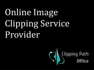 Online Image Clipping Service Provider
